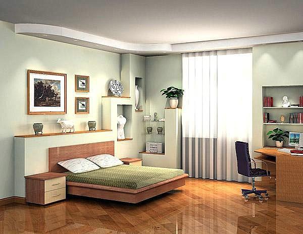 Интерьер 18 м квартиры